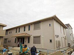 兵庫県尼崎市武庫之荘6丁目の賃貸アパートの外観