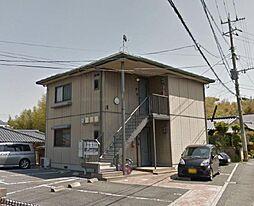 福岡県北九州市八幡西区下上津役3丁目の賃貸アパートの外観