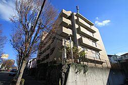 大阪府豊中市西緑丘3丁目の賃貸マンションの外観