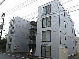 北海道札幌市白石区本郷通2丁目南の賃貸マンションの外観