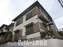 篠川アパート[1階]の外観