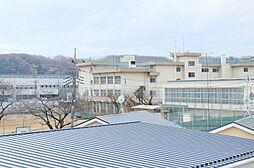 東京都昭島市拝島町4丁目の賃貸アパートの外観