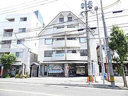 福岡県北九州市若松区高須東3丁目の賃貸マンションの外観