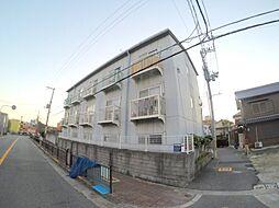 メゾン綾羽[2階]の外観