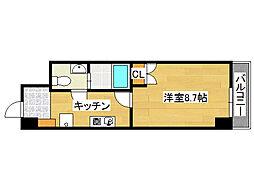 セ・ボナールM[7階]の間取り