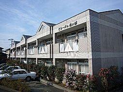 福岡県糟屋郡粕屋町花ヶ浦3丁目の賃貸アパートの外観
