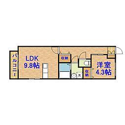 東千葉駅 7.6万円