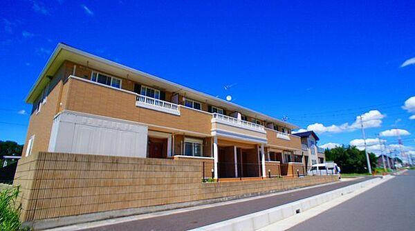 埼玉県北本市大字下石戸下の賃貸アパートの画像