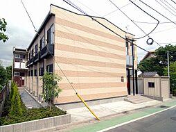 埼玉県戸田市川岸3丁目の賃貸アパートの外観