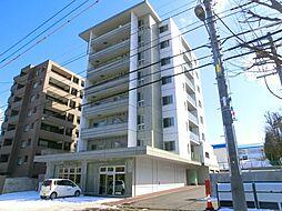 プランドール福住[4階]の外観