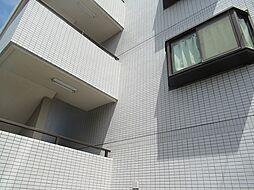 東京都大田区大森南3丁目の賃貸マンションの外観