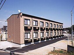 レオパレスPURERISE[2階]の外観