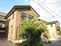 [テラスハウス] 大阪府豊中市桜の町3丁目 の賃貸【/】の外観