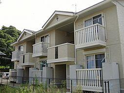 兵庫県豊岡市千代田町の賃貸アパートの外観