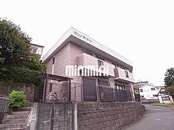 カンノアパート[1階]の外観
