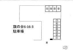 北千束駅 2.9万円