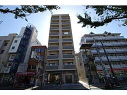 愛媛県松山市平和通2丁目の賃貸マンションの外観