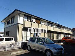 ハイカムールShimizu[2階]の外観