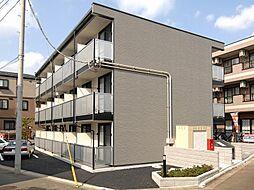 埼玉県さいたま市緑区東浦和9丁目の賃貸マンションの外観