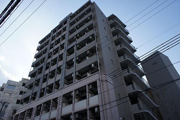 兵庫県神戸市中央区琴ノ緒町3丁目の賃貸マンションの外観