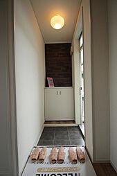 グリーンハイツ新福[2階]の間取り