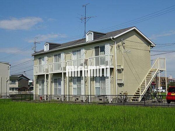 ジュネスSHINEI 1階の賃貸【愛知県 / 海部郡大治町】