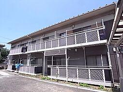 千葉県習志野市谷津5丁目の賃貸アパートの外観
