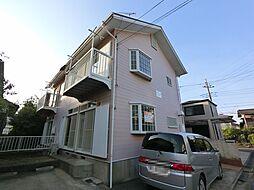 [タウンハウス] 千葉県富里市日吉台5丁目 の賃貸【千葉県 / 富里市】の外観