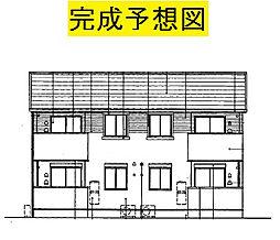 藤阪元町アパート[0102号室]の外観