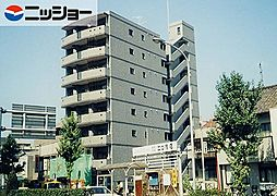 クレセール・サン[8階]の外観
