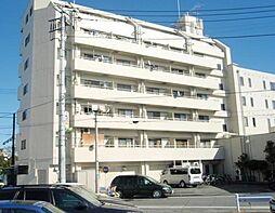東京都世田谷区代田3丁目の賃貸マンションの外観