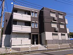 フラットSAKAE[1階]の外観