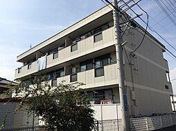 神奈川県横浜市港北区大倉山6丁目の賃貸アパートの外観