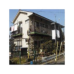 東京都八王子市大和田町3丁目の賃貸アパートの外観