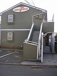 キャロットハウス3[1-B号室]の外観