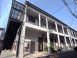 白芳荘13号館9号室[9号室]の外観