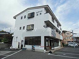 岡山県岡山市北区北方2丁目の賃貸マンションの外観