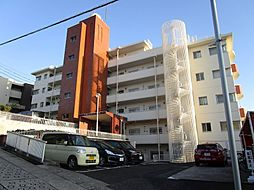 愛知県名古屋市千種区春里町2丁目の賃貸アパートの外観