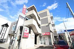 愛知県名古屋市南区柴田本通3丁目の賃貸マンションの外観