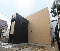 愛知県名古屋市熱田区古新町2の賃貸アパートの外観