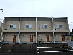 [テラスハウス] 茨城県土浦市おおつ野6丁目 の賃貸【/】の外観