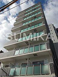 プラステ東島田[8階]の外観