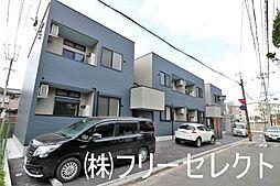 福岡県北九州市小倉北区黒住町の賃貸アパートの外観