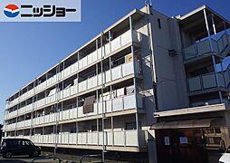 ビレッジハウス増田 1号棟[1階]の外観