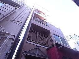 兵庫県神戸市灘区新在家北町1丁目の賃貸アパートの外観