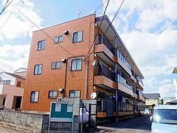 埼玉県所沢市旭町の賃貸マンションの外観