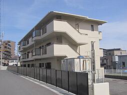 大阪府三島郡島本町山崎4丁目の賃貸マンションの外観