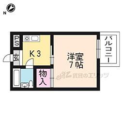 北大路駅 1.8万円
