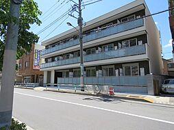 東京都北区浮間3丁目の賃貸マンションの外観
