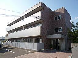 岡山県倉敷市児島上の町1丁目の賃貸マンションの外観